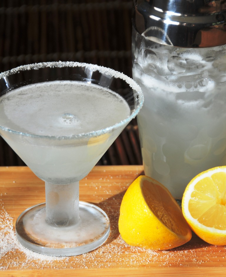 Three Lessons Learned from a Lemon Drop Martini