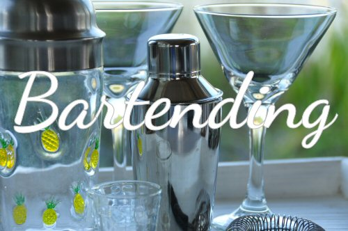 Tips about bartending