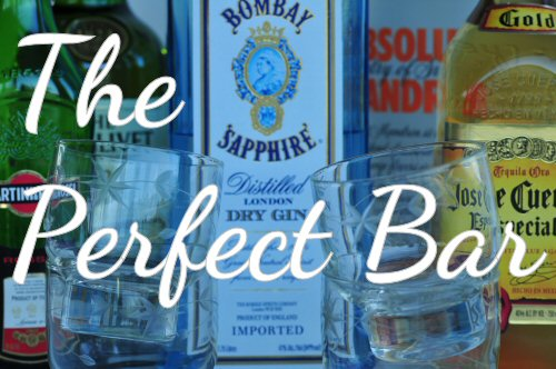 Tips for setting up a bar at home