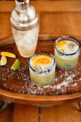 Shades of Taos Margarita