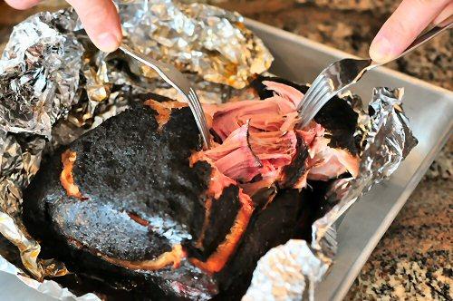 Shredding Fork-Tender Pork Roast