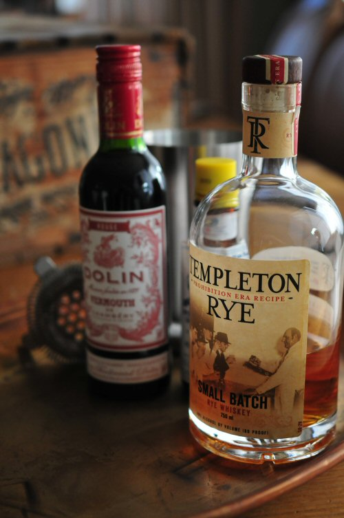 Rye and Vermouth