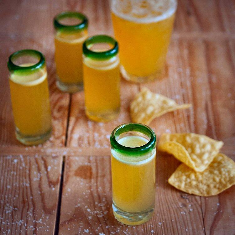 Margaritas, Tangerine Style