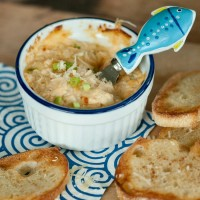 Hot Dungeness Crab Dip