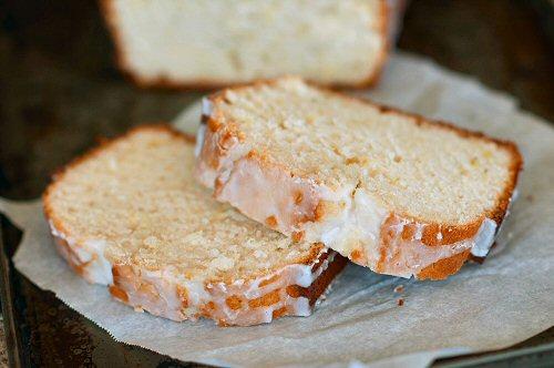 Sliced Zucchini Bread