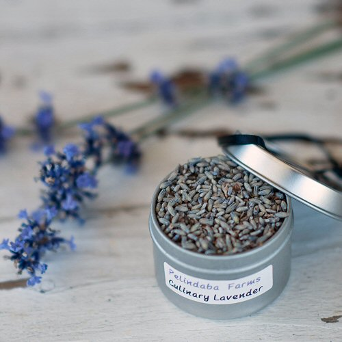 Tin of Lavender