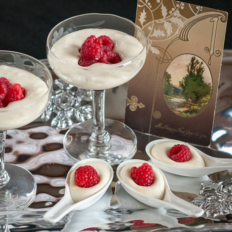 A New Year's Eve Dessert Idea