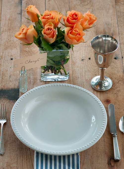 Casual Placesetting