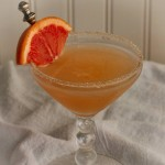 Grapefruit Martini: This One's A Keeper