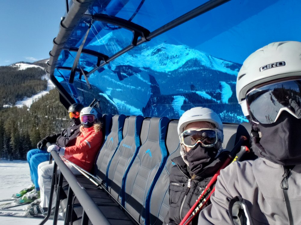 Ramcharger Chairlift