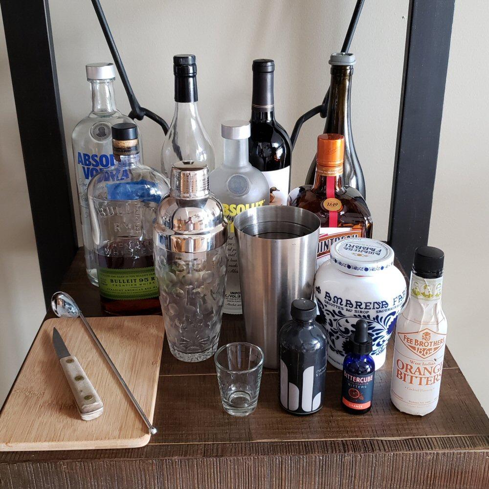 Traveling Bar