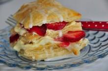 Strawberry Napolean