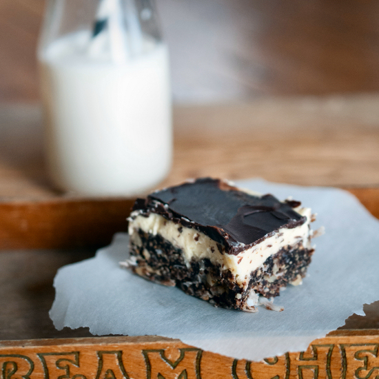 Every Day is a Holiday With Nanaimo Bars