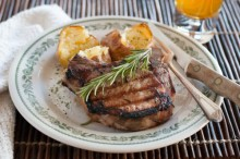Brined Pork Chop
