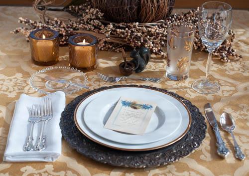 Ready, Set (the table), Go!