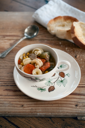 Turkey: From Roast to Soup