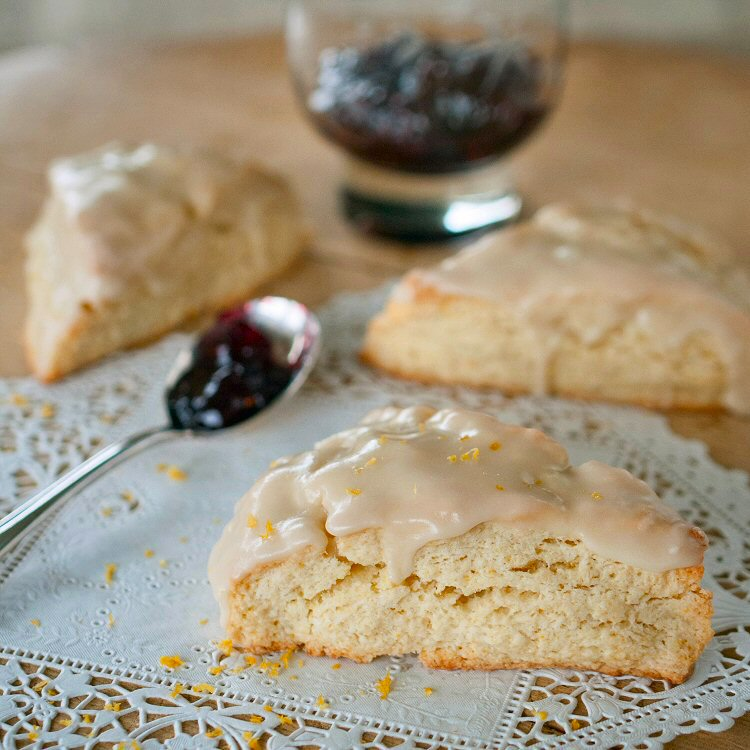 Scones! A Glorious Way to Start the Day