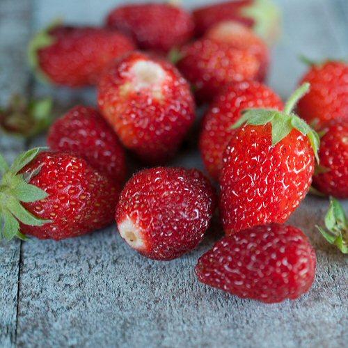 Nature's Spontaneity = Strawberry Shortcake
