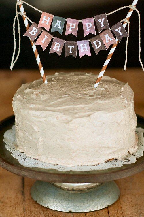 Jon's Birthday Cake