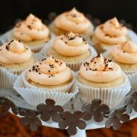 Orange Creamsicle Cupcakes