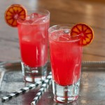 Blood Orange Gin And Tonic – A Refreshing Spin On A Classic